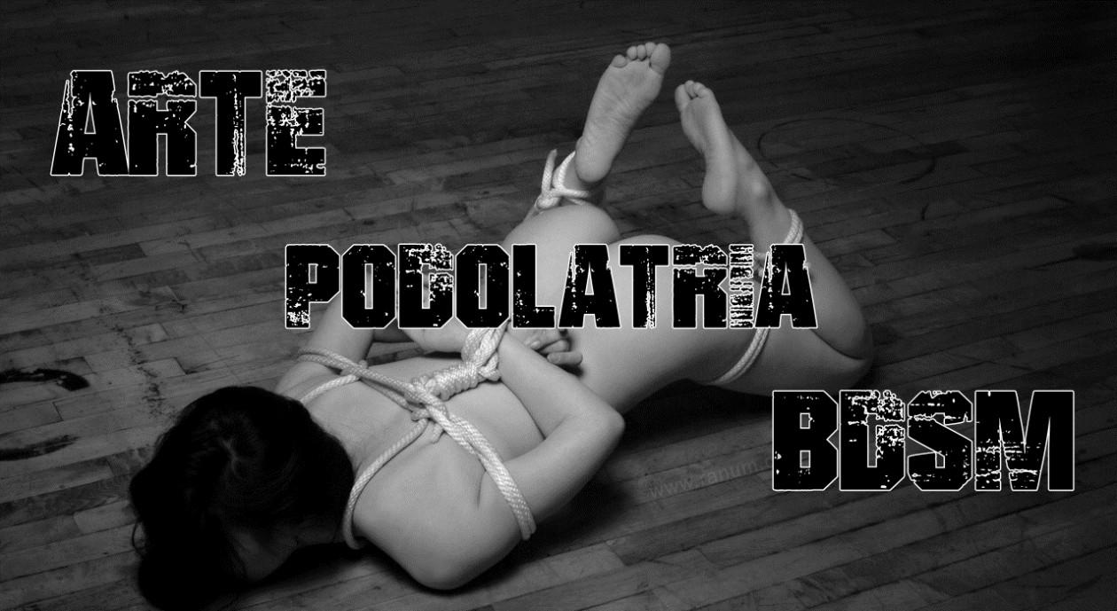 Arte, Podolatria e BDSM